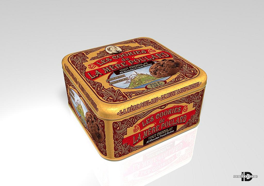 Coffret Collector Cookie Chocolat