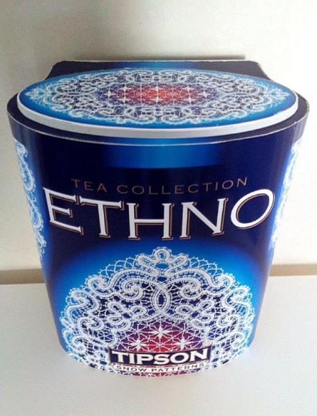 Ethno Winter lace 100 g.