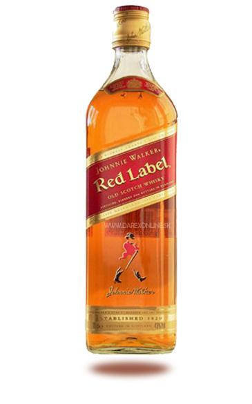Johnnie Walker Red Label 0,7