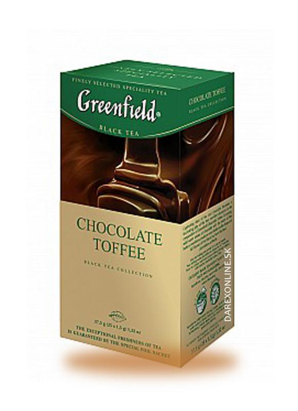 Black Chocolate Toffee