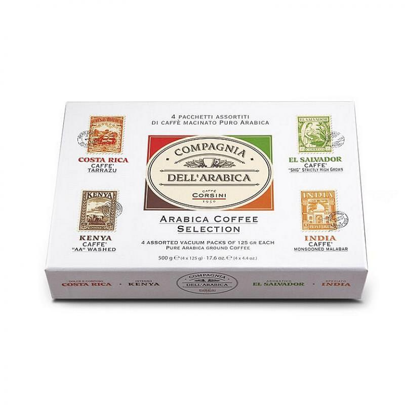 Corsini Arabica Coffee Selection Gift Pack