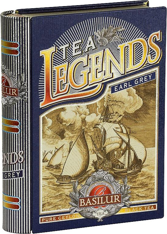 Book Legends Earl Grey
