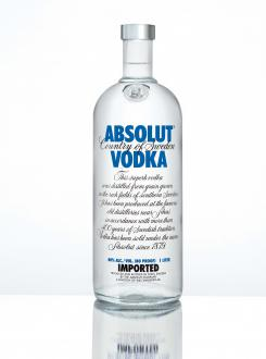 Absolut vodka 0,7