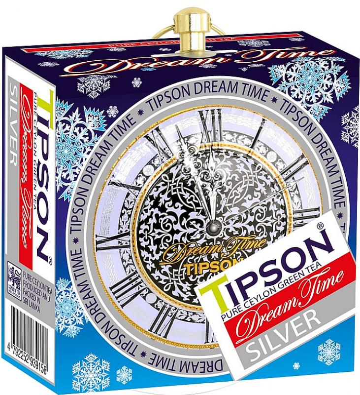 Dream Time Christmas Blue Silver
