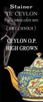 Ceylon O.P. High Grown 80 g.