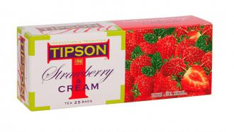 Strawberry Cream 25x2 g.
