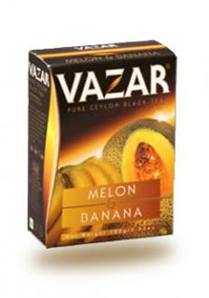Black melon banana 100 g. papier