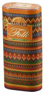 Knitted collection Folk Rainbow 100 g.