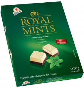 Royal Mints Pralinés 115 g.