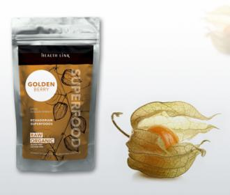 BIO RAW golden berry (physalis) BIO 250 g.