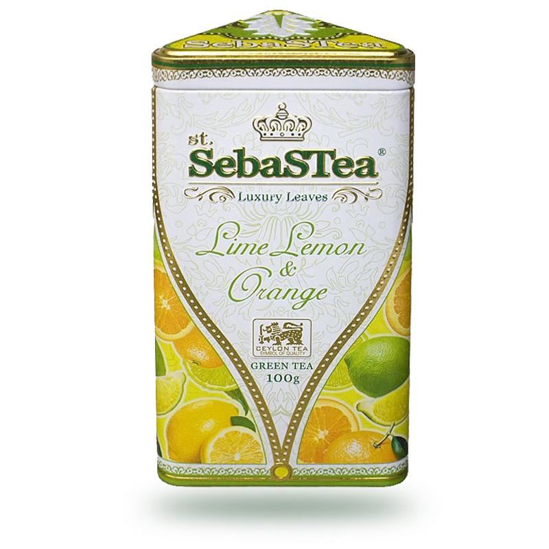 Lime Lemon & Orange 100 g.