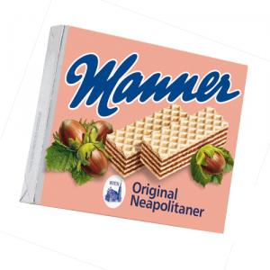 Manner cereálne 72 g.