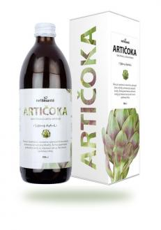 Artičoka 500 ml.