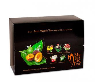Majestic tea Maxi 60 ks.