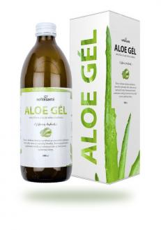 Aloe gél 500 ml.