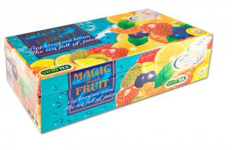 MAGIC BOX 8 druhov po 10 ks.