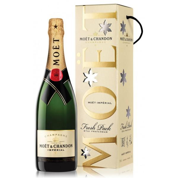 Moët & Chandon Impérial Fresh Pack 0,75