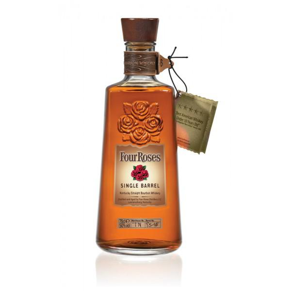 Four Roses Single Barrel 0,7